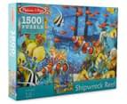Melissa & Doug Shipwreck Reef Jigsaw Puzzle 2