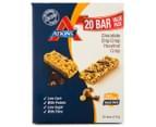 20 x Atkins Crisp Bars Chocolate Chip & Hazelnut 37g 3