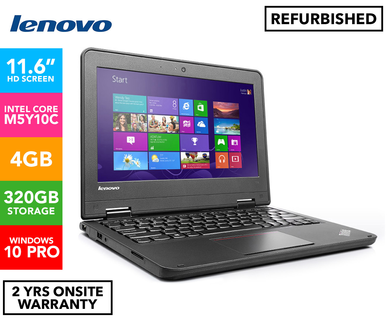 Save refurbished lenovo laptops to get email alerts and updates on your eBay Feed. + Guaranteed 3-day delivery. Update your delivery location 2 new & refurbished from AU $ REFURBISHED Lenovo Tab 7 Essential 7
