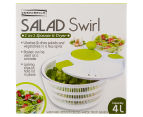Innobella Salad Swirl - White/Green 1
