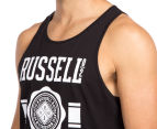 Russell Athletic Men's Campus Reflect Tank - Black 6