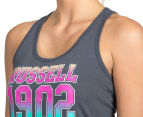 Russell Athletic Women's Campus Blend Tank - Storm Cloud 6