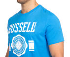 Russell Athletic Men's Campus Reflect Tee - Dodger 6