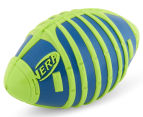 NERF Weather Blitz Football - Green/Blue 2