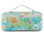 Tonic Field Turquoise Large Make-Up Bag - Multi  1