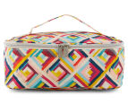 Tonic Terrace Pink Large Make-Up Bag - Multi 1