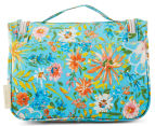 Tonic Field Turquoise Essential Hanging Cosmetic Bag - Multi  5