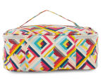 Tonic Terrace Pink Large Make-Up Bag - Multi 4