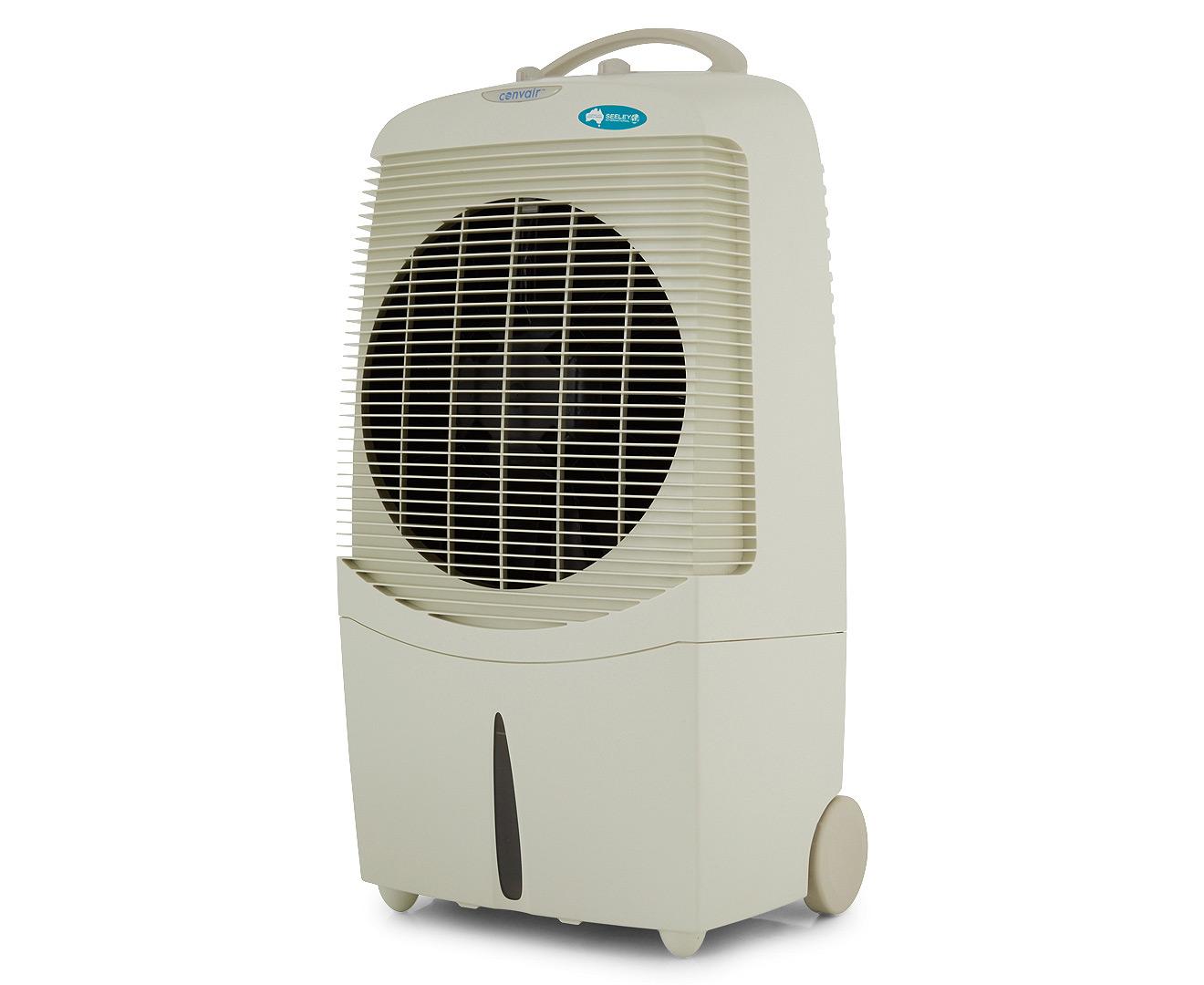 Portable Evaporative Coolers : Convair magicool portable evaporative air cooler l