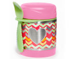Skip Hop Forget Me Not Insulated Food Jar - Pink Heart 1