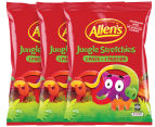 3 x Allen's Jungle Stretchies 161g 1