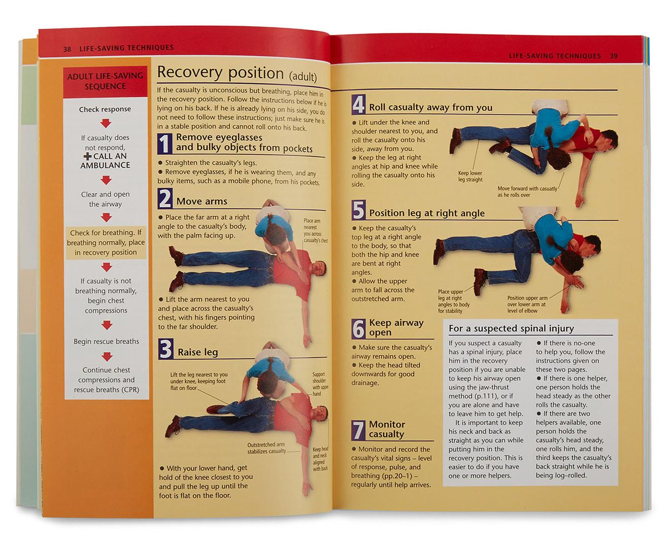 australian first aid book pdf