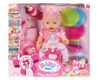 Baby Born Interactive Happy Birthday Doll 1