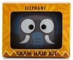 Mr. Fothergill's African Animals Grass Hair Kit - Elephant 3