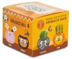 Mr. Fothergill's African Animals Grass Hair Kit - Hippo 5
