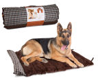 E-Cloth Home And Travel Pet Bed - Multi  1