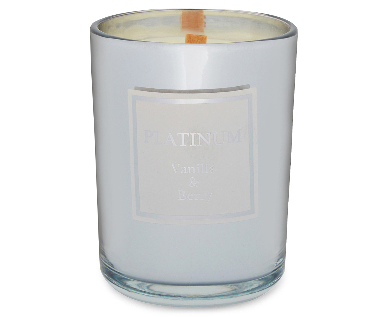 The fine fragrance company precious metal soy candle 250g for Aroma candle and scent company