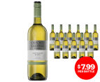 12 x Oxford Landing Estates SE Australia Sauvignon Blanc 2016 750mL 1