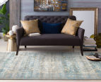 Belle Exquisite 230x160cm Medium Rug - Mist 2