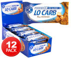 12 x Aussie Bodies ProteinFX Lo Carb Mini Bars Salted Caramel 30g 1