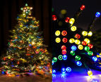 Solar Powered LED Party Lights 200-Pack - Multi 2