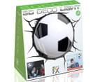 3D Deco Light Soccer Ball - Black/White 5
