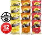 12 x Jonny's Popcorn Delights Variety Box 30g   1