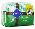3 x Libra Invisible Light Pads Wings 16pk 2