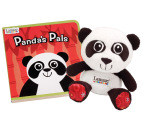 Lamaze Panda's Pal Gift Set 1