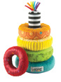 Lamaze Bright Rainbow Rings 3