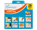 Dreambaby Bathroom 28-Piece Safety Pack 1