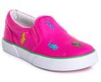 Polo Ralph Lauren Toddler's Bal Harbour - Pink 4
