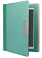 Cygnet Canvas Alumni Case for iPad - Green 3