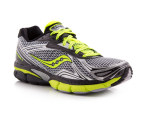 Saucony Men's Powergrid Hurricane 14 - Black 4