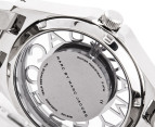 Marc by Marc Jacobs  Women's Henry Skeleton Watch - Silver 3