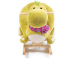 Plush Dinosaur Rocking Chair with Sound 5