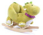 Plush Dinosaur Rocking Chair with Sound 1