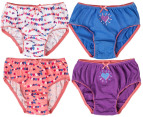 Rio Girl's Cotton Briefs 8-Pack - Hearts 3
