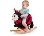 Plush Ladybug Rocking Chair with Sound 3