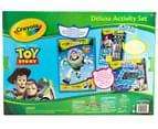 Crayola Deluxe Toy Story Activity Set 2