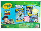 Crayola Deluxe Toy Story Activity Set 3