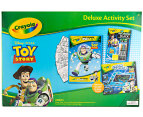 Crayola Deluxe Toy Story Activity Set 1