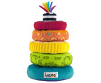 Lamaze Soft Rainbow Rings 1