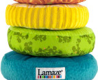 Lamaze Soft Rainbow Rings 2