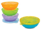 Munchkin Stack-A-Bowl 4-Pack 2