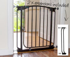 Dreambaby Security Gate & Extension - Black 1