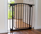 Dreambaby Security Gate & Extension - Black 5