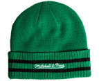 Mitchell & Ness Boston Celtics Beanie - Green 2