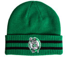 Mitchell & Ness Boston Celtics Beanie - Green 1