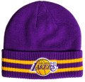 Mitchell & Ness Los Angeles Lakers Beanie - Purple 4